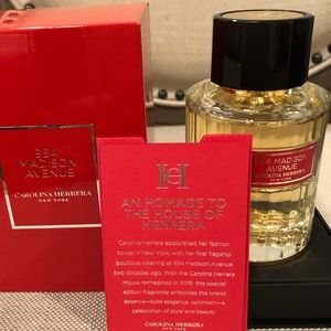Carolina Herrera 954 Madison Avenue Fragrance